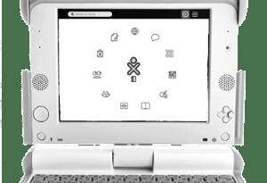 OLPC XO device