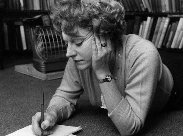 Muriel Sparks