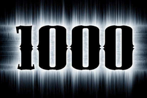 1000 posts on ElearningWorld