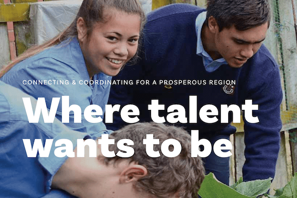 Talent Central Moodle site