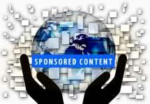 Sponsrade artiklar - innehållsmarknadsföring 6