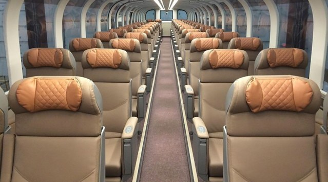 A Super New Interior for Rocky Mountaineer