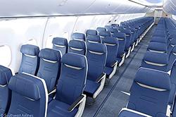 Future Southwest Aircraft Seat Unveiled at AIX Hamburg