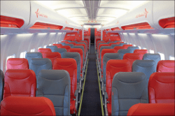 AN EYE-CATCHING INTERIOR FOR JET2.COM