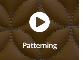 ELeather Patterning Video