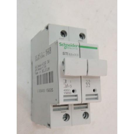 coupe circuit declicunipolaire neutreamperesplus aucun fusible a changeridentification immediate du circuit en defautraccordement sur bornes a cage facile