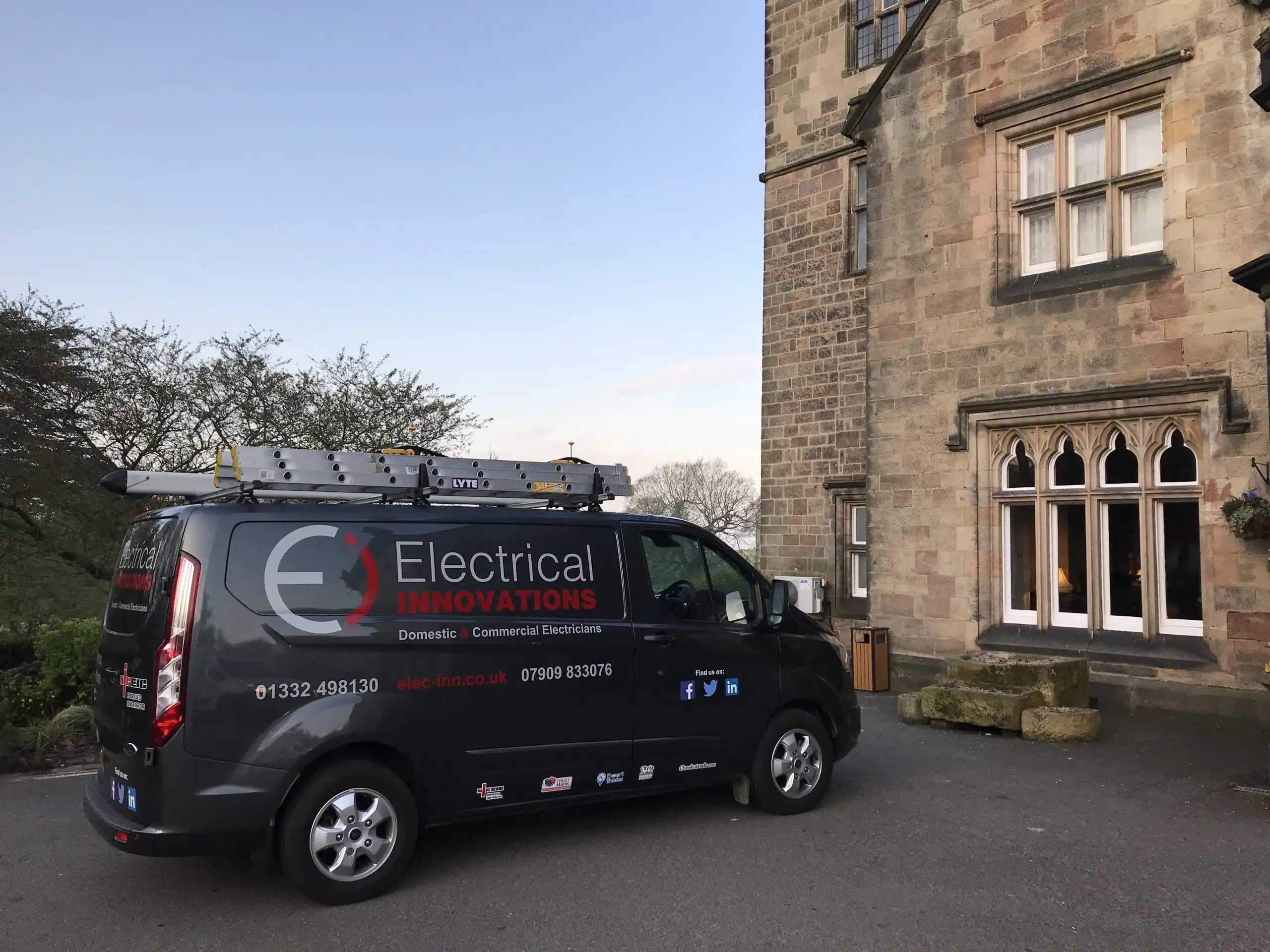 electricians in derby