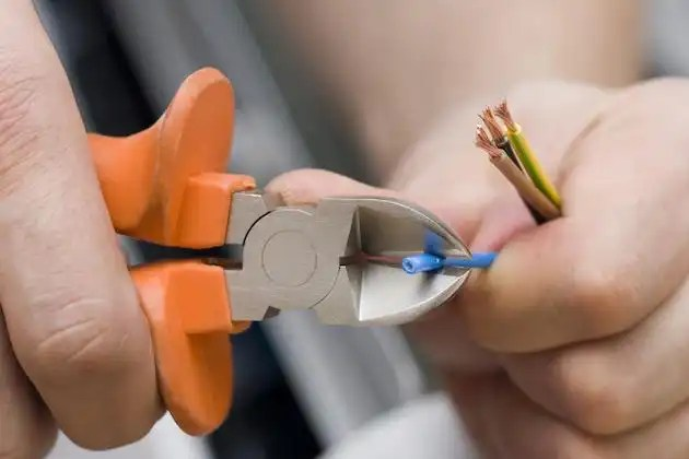 When should you call out an electrician?