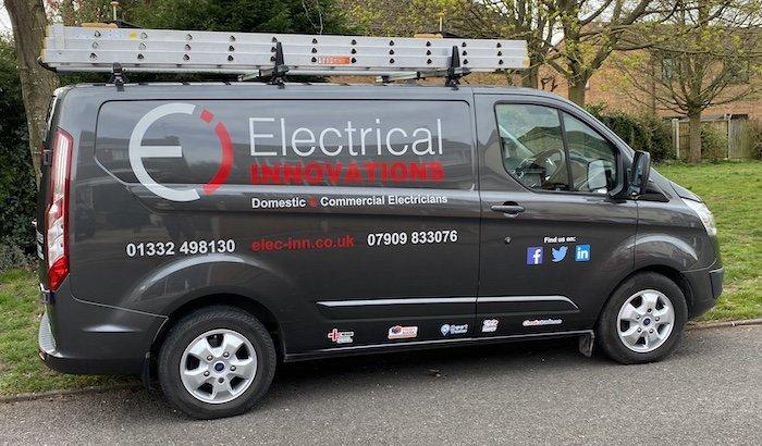 electricians van