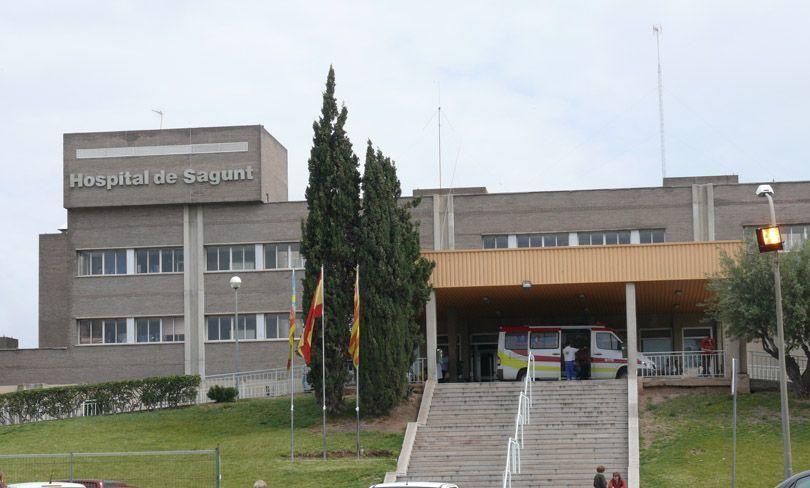 La Conselleria de Sanidad invertirá más de 3 millones de euros en el Hospital de Sagunto en dos años
