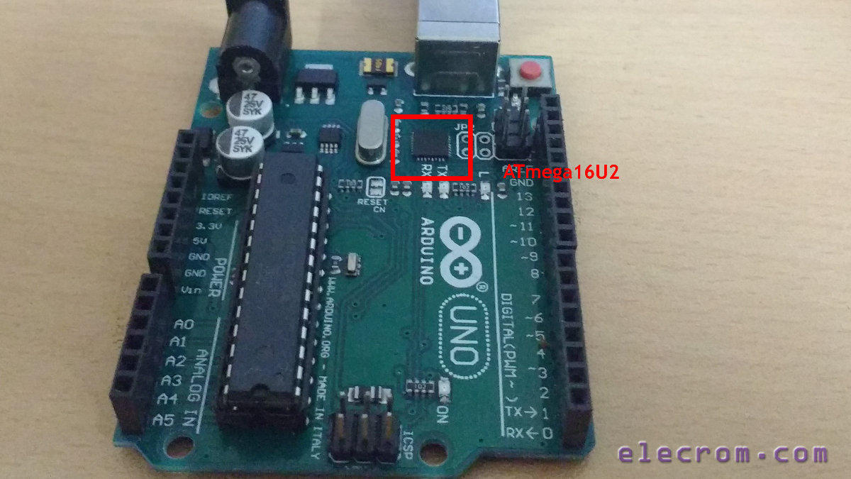 Program / Flash Arduino Uno with Atmel Studio | Embedded