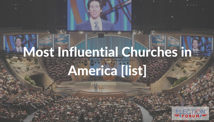 Most Influential Churches in America [list]