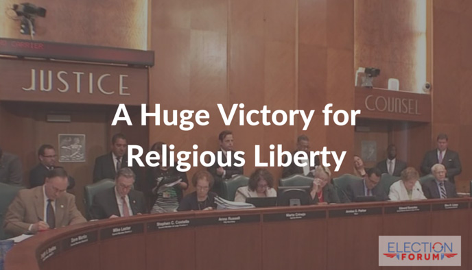 A Huge Victory for Religious Liberty