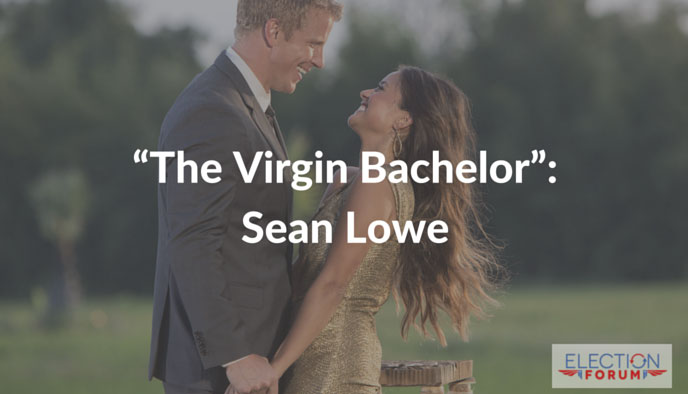 """The Virgin Bachelor"": Sean Lowe"