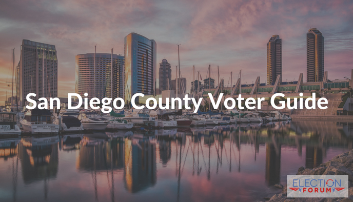 San Diego County Voter Guide