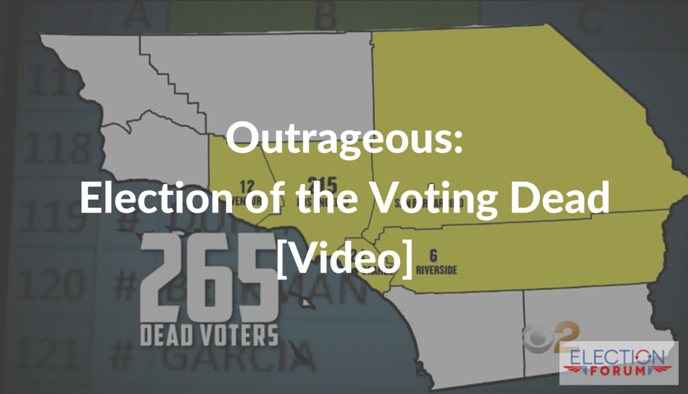 Outrageous: Election of the Voting Dead [Video]