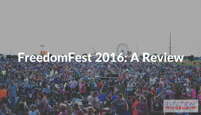 FreedomFest 2016: A Review
