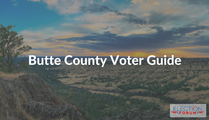 Butte county voter guide