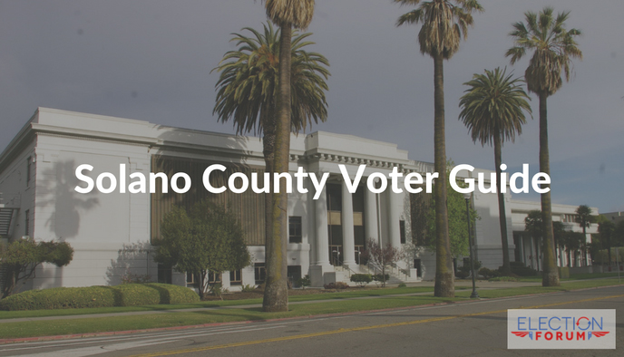 Solano County Voter Guide