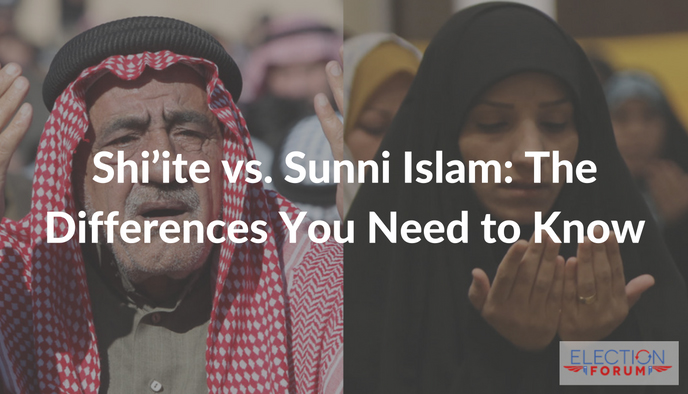 Shi'ite vs. Sunni Islam: The Differences You Need to Know