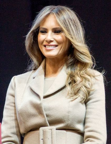 Melania Trump Craig Huey Election Forum Reality Alert