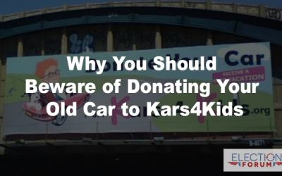 Why You Should Beware of Donating Your Old Car to Kars4Kids