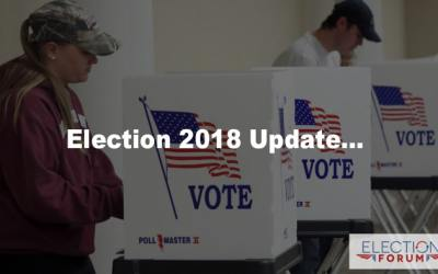 Election 2018 Update…