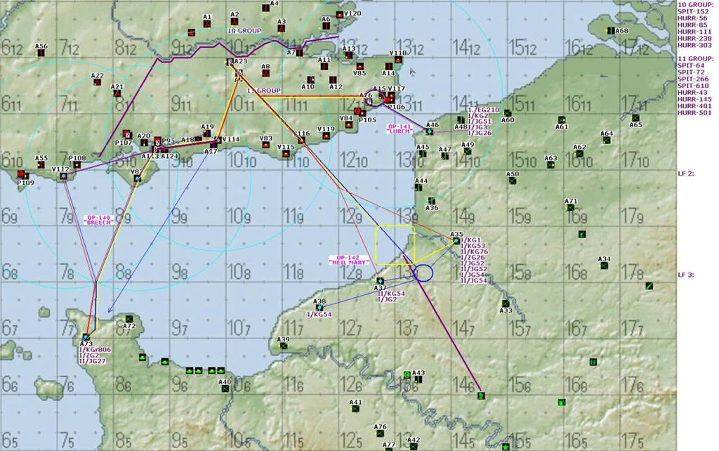Battle Of Britain 2004 Scenario