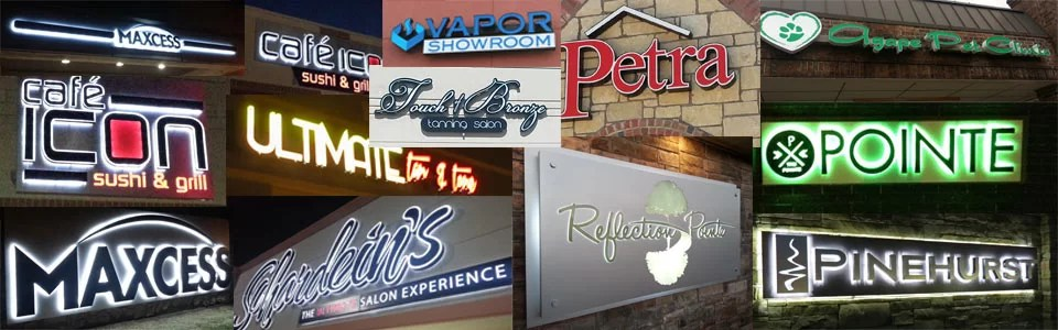 Custom Signs OKC by Electremedia Signs & Design