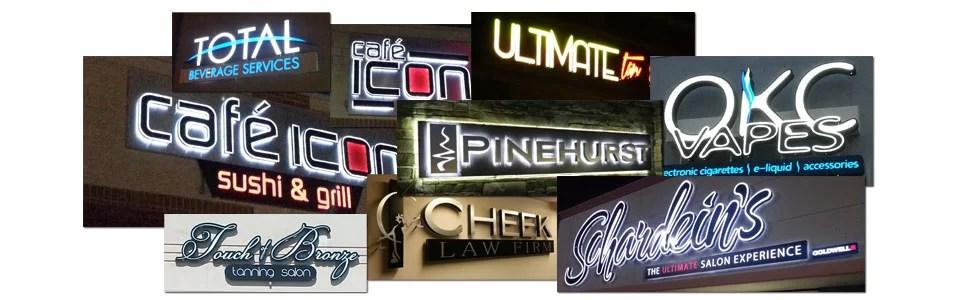 Logo Signs – (405) 200-2599