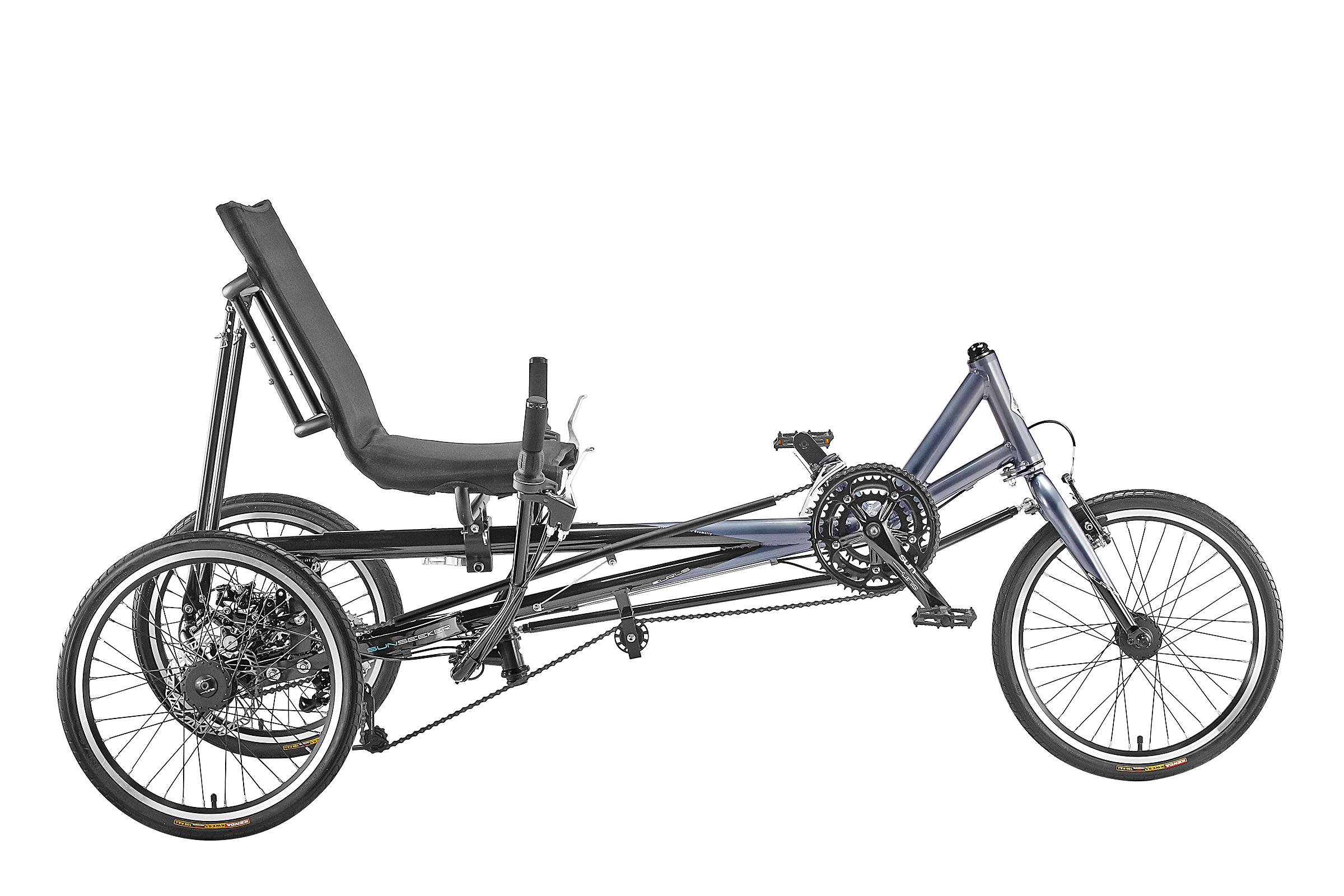 Comfort Bikes Recumbent Trikes