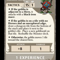 108 Goblin Warrior