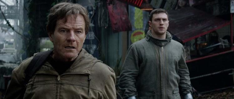 Godzilla 2014 - Bryan Cranston, Aaron Taylor-Johnson ...