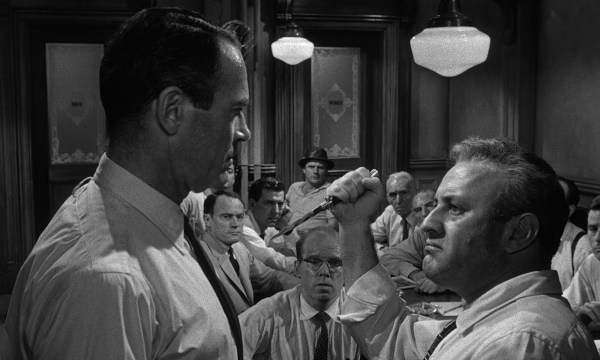Criterion Collection's 12 Angry Men Blu-ray... What's the ...