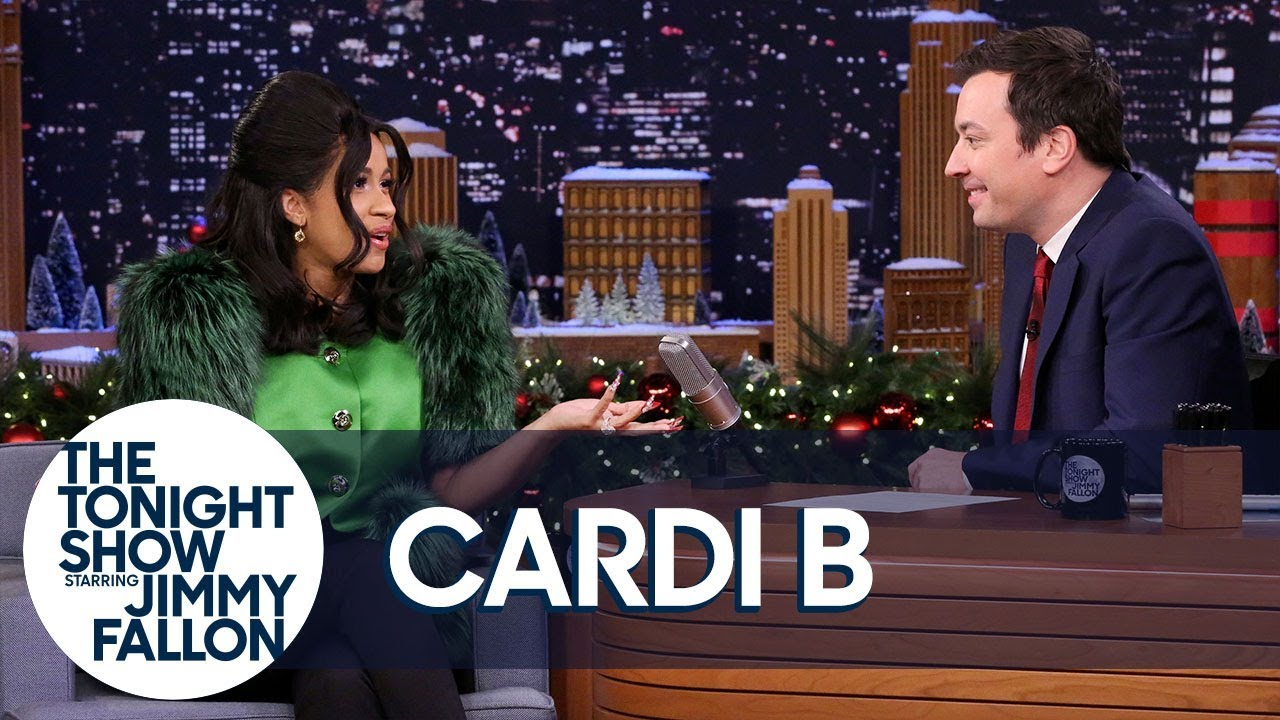 The Must See Cardi B Interview Electric 949