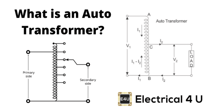 autotransformer what is it definition theory  diagram