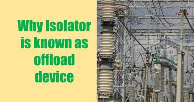 why-isolator-is-known-as-offload-device