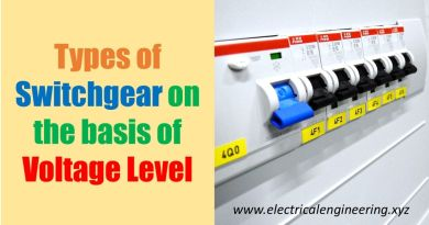 3-types-of-switchgear-on-the-basis-of-voltage-level