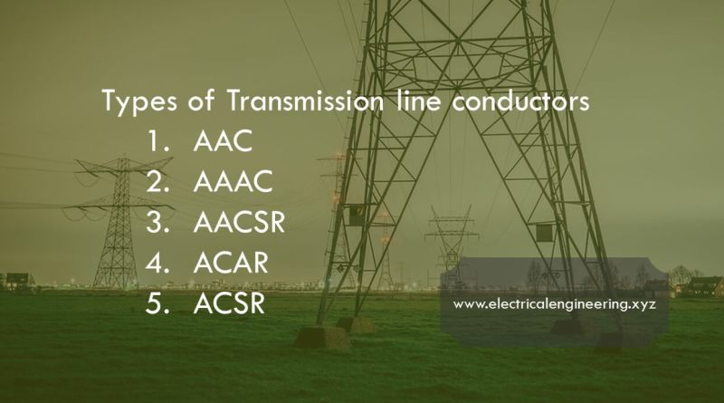 5-types-of-conductors-used-in-transmission-lines