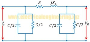 nominal-pi-circuit-for-medium-transmission-lines