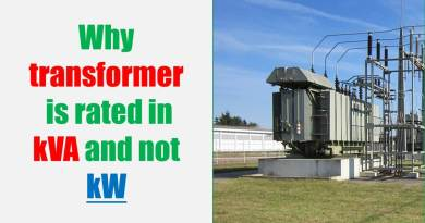 why-transformer-rating-in-kva