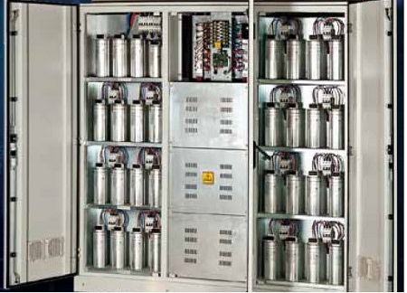 Series And Shunt Capacitors In Transmission Lines For