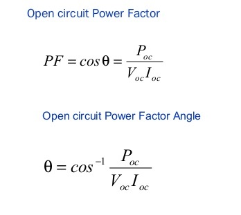 open-circuit-test-equation-2
