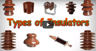 Types Of Insulators