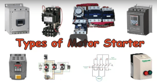 Motor Starter and Controller Types