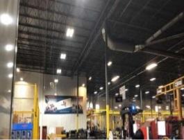 LED Light Application