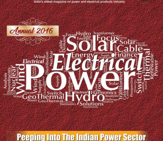 Electrical India Magazine 2016 - Electrical India Magazine