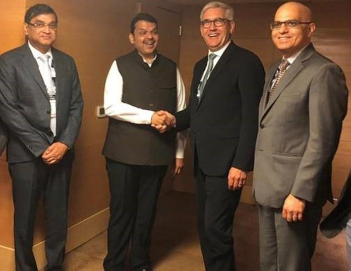 ABB CEO Discusses AI, e-mobility with Maharashtra CM - Electrical India Magazine on Power & Electrical products, Renewable Energy, Transformers, Switchgear & Cables