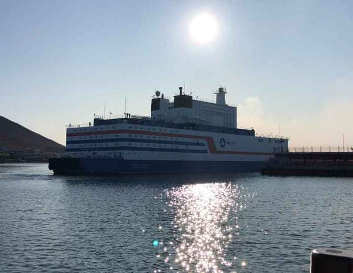 Nuclear & Thermal Power Generation, Control & Automation   Rosatom's first of a kind floating nuclear power unit arrives in Russia - Electrical India Magazine on Power & Electrical products, Renewable Energy, Transformers, Switchgear & Cables