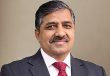 B C Tripathi, Essar Capital Ltd. (ECL).